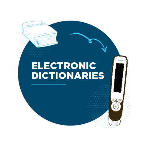 SPUK|Products|Electronic Dictionaries